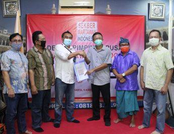 Sekber Wartawan Indonesia (SWI) Rapat Pleno Mandat DPW Disiapkan