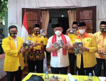 Partai Berkarya Siap Menangkan Idris-Imam di Pilkada Depok.