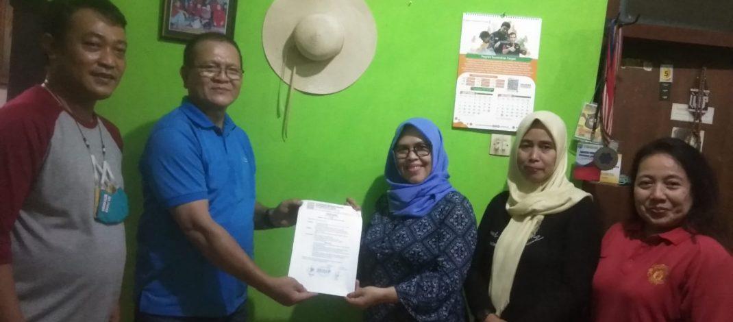 Rika Rohaeti Terpilih Sebagai Ketua  Panitia HUT ke – 4 Sekber Wartawan Kota Depok,